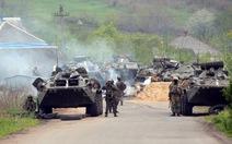 """Nga cáo buộc Ukraine """"kết liễu"""" thỏa thuận Geneva"""