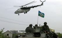 Ukraine tấn công vào Slaviansk
