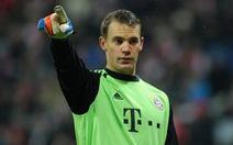 Neuer ở lại Bayern Munich đến năm 2019