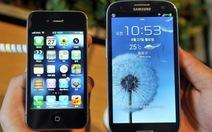 Tòa Mỹ buộc Samsung nộp phạt Apple 119,6 triệu USD