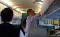 Trộm cắp trên máy bay: Đề nghị Bộ Công an vào cuộc