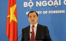 Phản đối Trung Quốc đưa giàn khoan đến vùng biển của VN