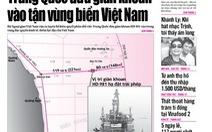Tuổi Trẻ 5-5: Trung Quốc đưa giàn khoan vào biển Việt Nam!