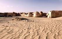 Ngành du lịch Tunisia quyên góp cứu di tích