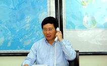 Yêu cầu Trung Quốc rút hết giàn khoan HD-981