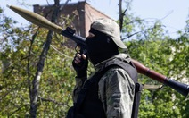 Lực lượng Ukraine giành lại một thị trấn miền đông