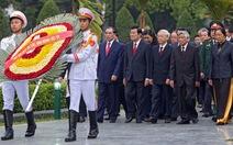 Hào hùng diễu binh, diễu hành kỷ niệm chiến thắng Điện Biên