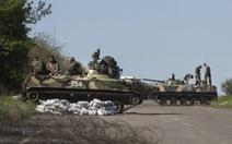 Ukraine quyết tiêu diệt ly khai
