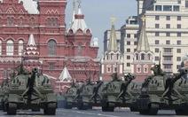 11.000 binh sĩ Nga duyệt binh mừng ngày chiến thắng phát xít