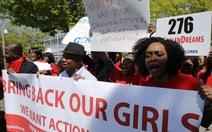 Quốc tế giúp tìm nữ sinh Nigeria bị bắt cóc
