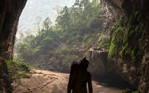 Quảng Bình: Hang Én có thể lên phim Peter Pan