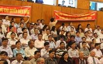 Đà Nẵng mittinh phản đối Trung Quốc xâm phạm chủ quyền