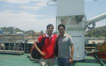 Tàu Trung Quốc liên tục tấn công tàu Việt Nam