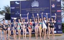 32 thí sinh vào chung kết Hoa hậu đại dương