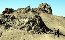 Hành trình đi tìm dấu tích khủng long ở Turkmenistan