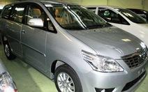 Toyota triệu hồi 43.037 xe Innova, Fortuner và Hilux