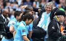 HLV Pellegrini được cầu thủ Manchester City khen ngợi