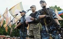 Lực lượng ly khai Ukraine đòi gia nhập Nga