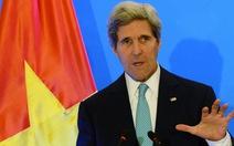 Ngoại trưởng Mỹ: Hành động của Trung Quốc là hiếu chiến