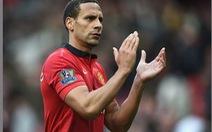 Rio Ferdinand rời Manchester United