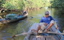 Trở lại dòng sông Thị Vải: Sông đã xanh nhưng tôm cá ít dần