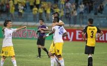 Thắng đậm Nay Pyi Taw, Hà Nội T&T vào tứ kết AFC Cup 2014