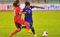 Thái Lan thua đậm Trung Quốc 0-7