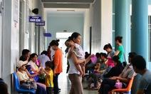 Quảng Nam nắng nóng, bệnh nhi đổ dồn về bệnh viện