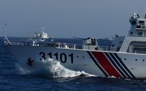 Tàu cảnh sát biển VN tiến vào khu vực giàn khoan Hải Dương 981