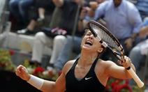 Đánh bại Li Na, Errani vào bán kết Giải Rome Masters