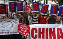 Tướng Mỹ và Trung Quốc đáp trả nhau