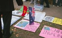 Người Việt ở Úc tuần hành phản đối Trung Quốc