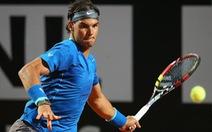 Lội ngược dòng hạ Murray, Nadal vào bán kết Giải Rome Masters