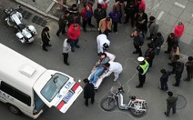 Hiểm họa xe đạp điện Trung Quốc