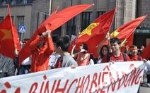 Người Việt tại Phần Lan gửi thông điệp hòa bình