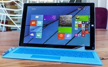 Microsoft Surface Pro 3: tablet thay thế laptop