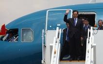Thủ tướng Nguyễn Tấn Dũng bắt đầu thăm Philippines
