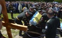 Lại đụng độ đẫm máu ở đông Ukraine