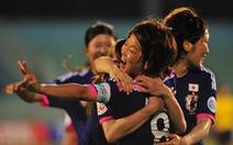 Tuyển nữ Úc gặp Nhật ở chung kết