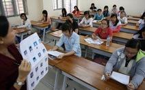 Môn thi chính và quy định thi năng khiếu vào ĐH Sài Gòn