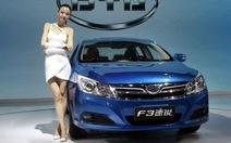 Xe Trung Quốc BYD 2014: bản sao chép hoàn hảo?