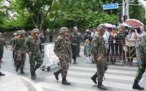 Cựu thủ tướng Yingluck Shinawatra đã trình diện quân đội?