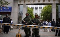 Trung Quốc huy động toàn lực Tân Cương chống khủng bố