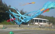 Hội thi diều nghệ thuật Bay cao ước mơ xanh