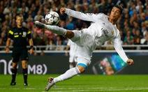 Ronaldo vượt qua Messi ở Champions League