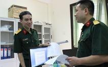 Hai sĩ quan Việt xuất ngoại gìn giữ hòa bình