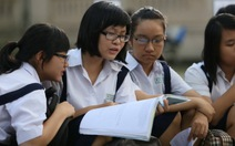 Hà Nội công bố số học sinh đăng ký thi lớp 10
