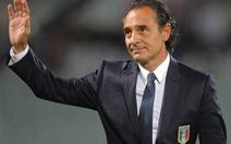 HLV Prandelli dẫn dắt tuyển Ý đến năm 2016