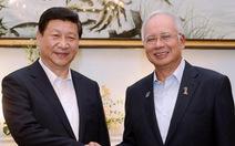 Bắc Kinh có thể yêu cầu Malaysia không can dự tranh chấp biển Đông