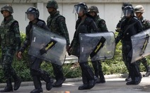 Quân đội Thái Lan nới lỏng lệnh giới nghiêm